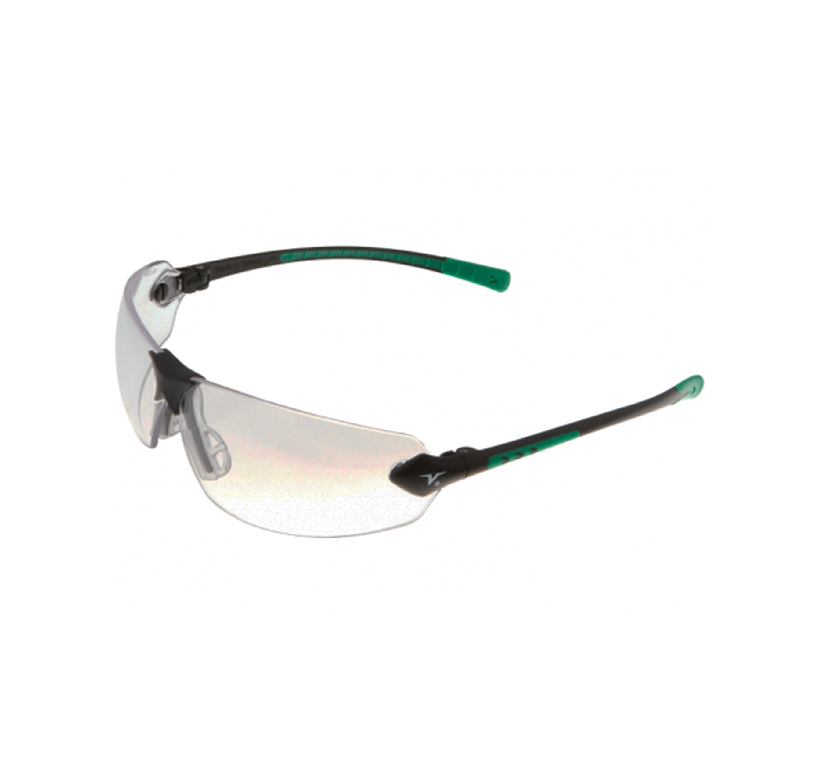 614c1b1acc Veratti 429 CLEAR ANTI-UVA   UVB   ENFOG Safety Glasses ANSI Z87.1 Compliant